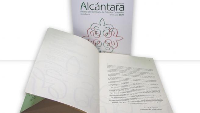 La revista Alcántara, que edita la Diputación de Cáceres, inicia nueva etapa