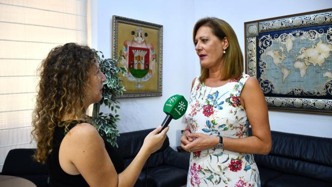 N.Prensa Alcaldesa De Osuna Ante La Supresión De La Línea De Media Distancia De Renfe