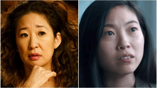 Sandra Oh y Awkwafina interpretarán a dos hermanas en una nueva comedia de Netflix