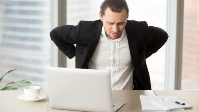 El dolor de espalda es una de las dolencias más comunes.