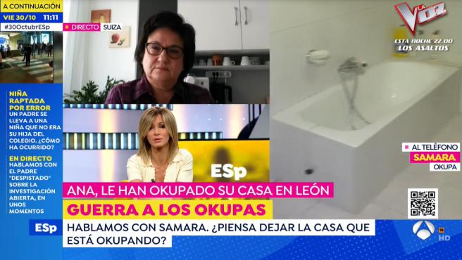 Susanna Griso conduce el programa 'Espejo Público'.