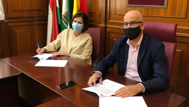 Convenio entre Ayuntamiento y Delegación de Salud de la Junta