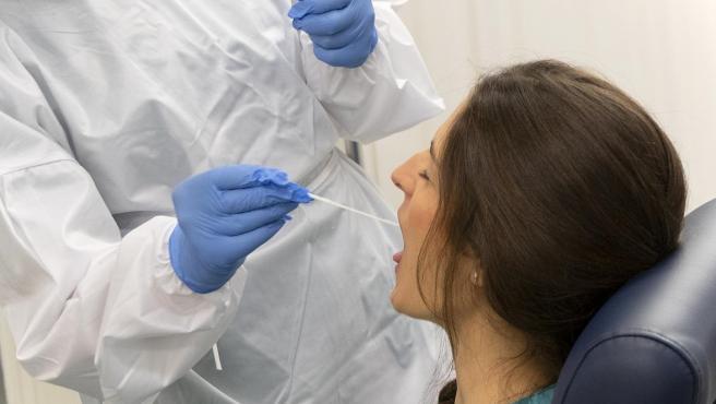 Coronavirus, pruebas, COVID.