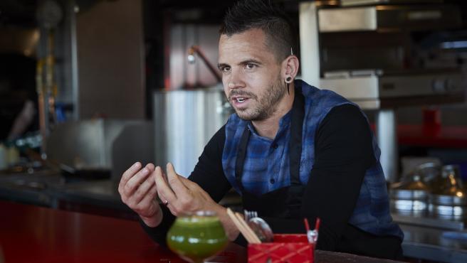 El chef Dabiz Muñoz en una imagen de archivo.