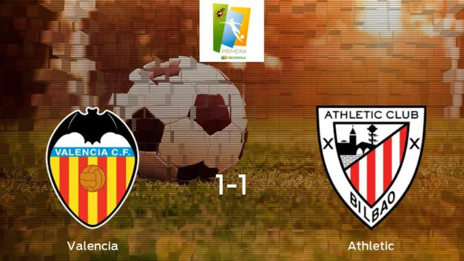 Previa del encuentro: Valencia Femenino - Athletic Club Femenino