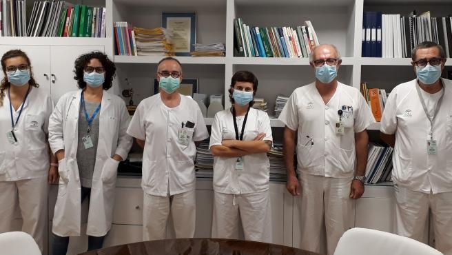 Grupo de Investigación de la Unidad de Enfermedades Infecciosas y Microbiología de Valme