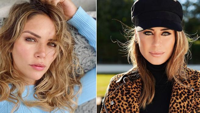Imágenes de archivo de Rosanna Zanetti y Elena Tablada.