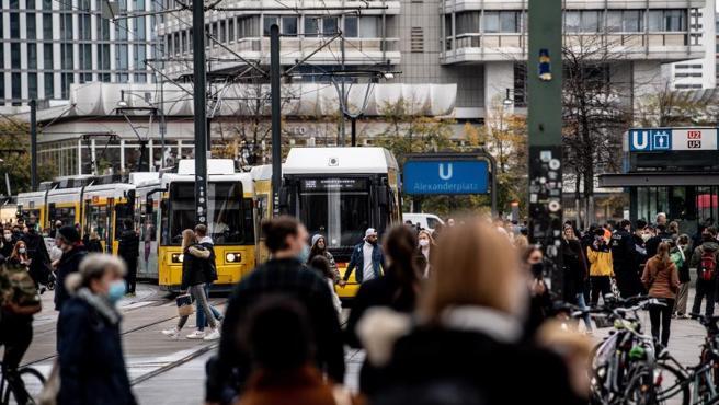 Alemania registró 12.097 contagios con coronavirus en las últimas 24 horas.