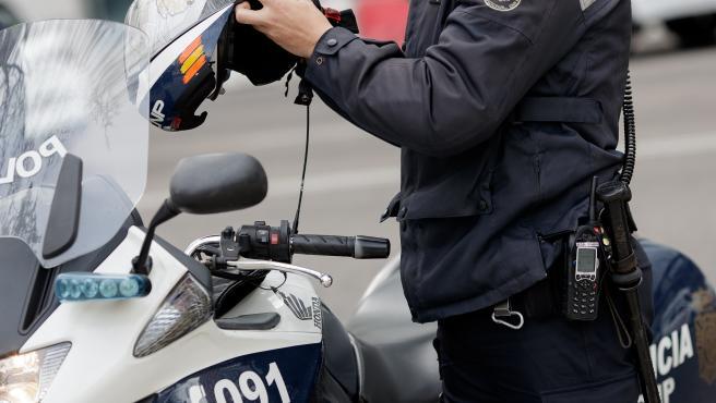 La Policía Nacional en una imagen de archivo.