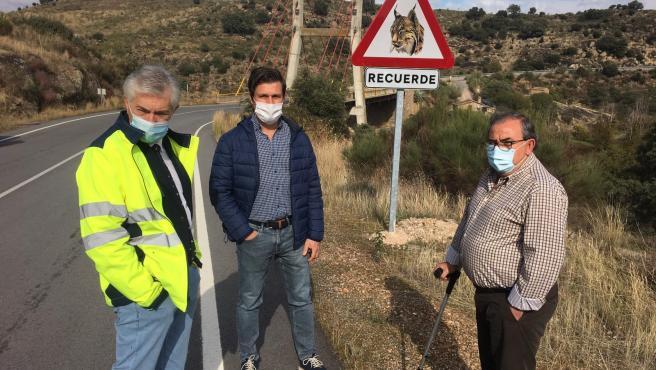 La Diputación de Cáceres señaliza seis carreteras de la provincia para advertir de la presencia de linces