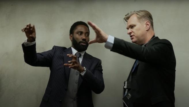 """Christopher Nolan: """"Me preocupa que los estudios interpreten mal la taquilla de 'Tenet"""""""