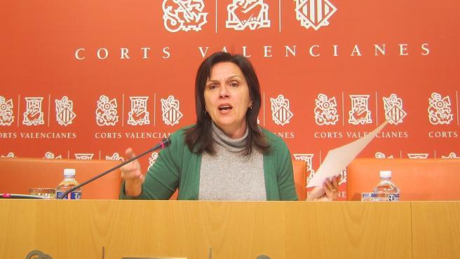 Carmen Martínez (PSPV)