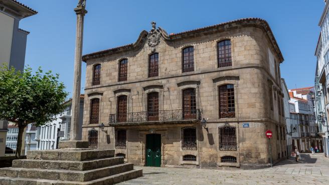 """El Ayuntamiento de A Coruña pide declarar Bien de Interés Cultural la Casa Cornide por ser """"patrimonio pétreo"""" de otros"""