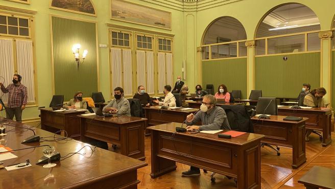 Comisión de Medio Ambiente y Ordenación Territorial.