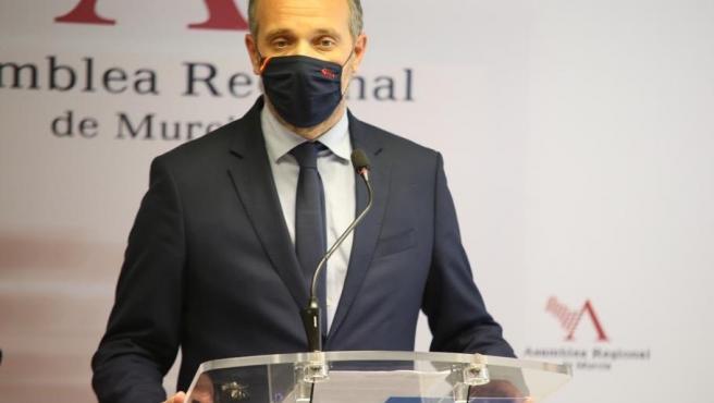 El PP aplaude a la sociedad cartagenera que 'ha obligado a destinar el Juzgado de lo Mercantil a Cartagena'