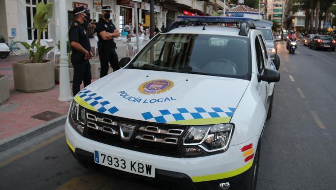 La Policía Local De Almuñécar Ha Tramitado Una Treintena De Denuncia Desde Que Se Decretó El Último Confinamiento Por Municipios