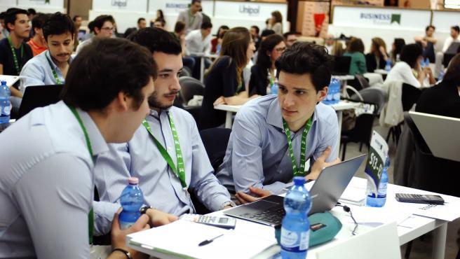 Los universitarios madrileños podrán competir por el título de mejor empresario virtual de España