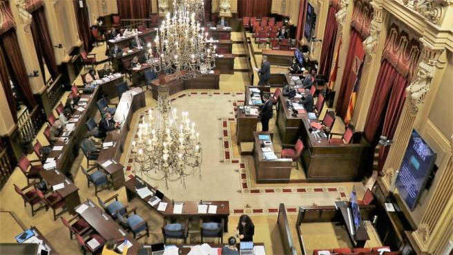 La política de comercio del Govern y la reforma de la ley educativa estatal, a debate en el próximo pleno del Parlament