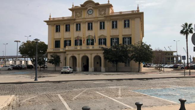Sede de la Autoridad Portuaria de Málaga