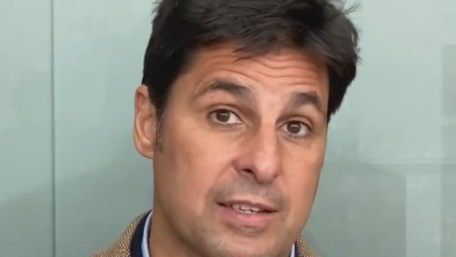 Fran Rivera, uno de los rostros de la campaña.