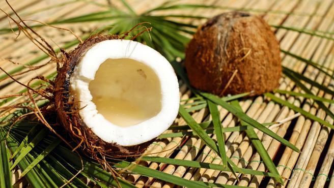 Imagen de archivo de un coco.