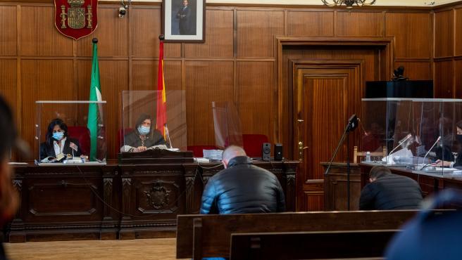 Los dos acusados del asesinato del joyero de Carmona