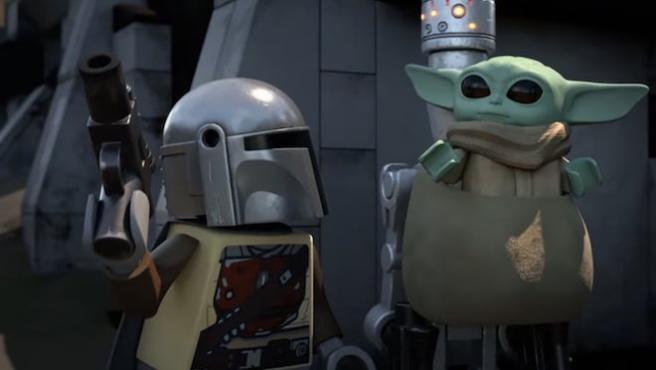 'Lego Star Wars: Especial felices fiestas': el especial de Navidad ya tiene tráiler