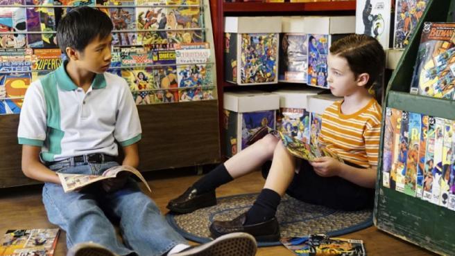 El detalle crucial sobre 'The Big Bang Theory' que ha revelado 'El joven Sheldon'