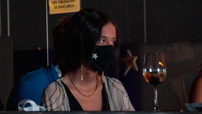 Victoria Federica en la gala Starlite de Marbella, en agosto de 2020.