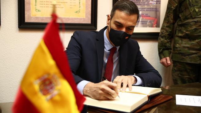 El presidente del Gobierno, Pedro Sánchez, en una foto de archivo.