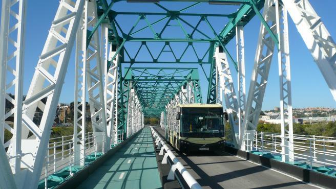 Autobús del Consorcio Metropolitano de Transportes