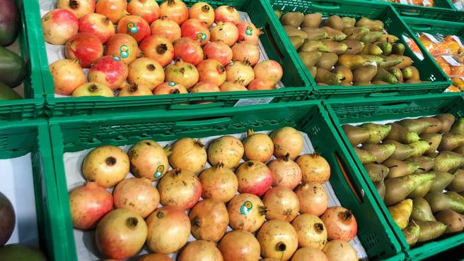 Compres Granades Mercadona