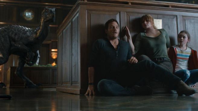 """Ha sido inspirador"": 'Jurassic World: Dominion' celebra el fin de un caótico rodaje"