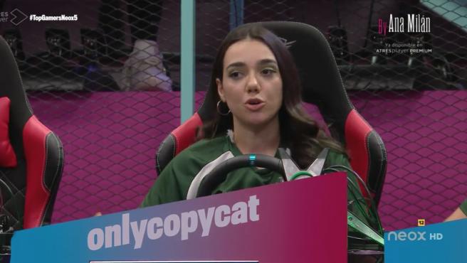OnlyCopyCat, concursante de 'Top Gamers Academy'.