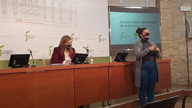 MásJaén.- Diputación estudia la situación de la juventud para fijarla al territorio y aumentar su calidad de vida