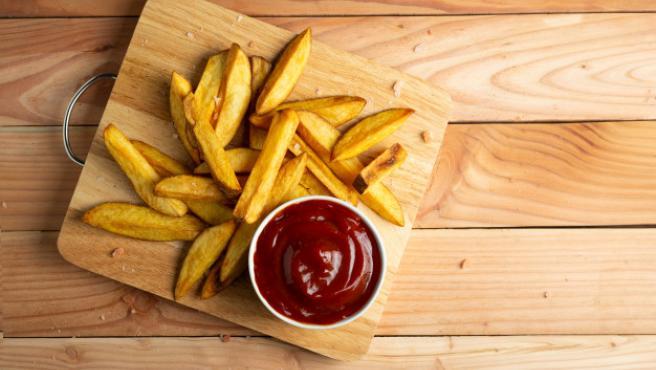 Las patatas fritas pasan a ser un bocado saludable con este 'gadget'.