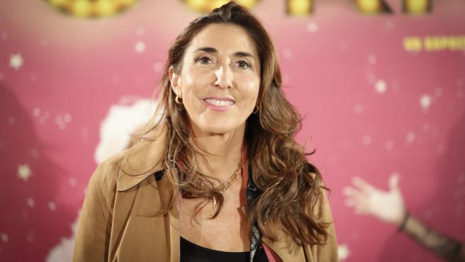 La actriz Paz Padilla.