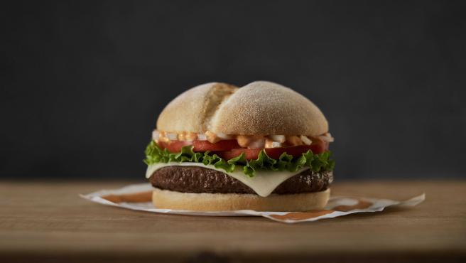 La nueva hamburguesa de McDonald's 'Big Good'