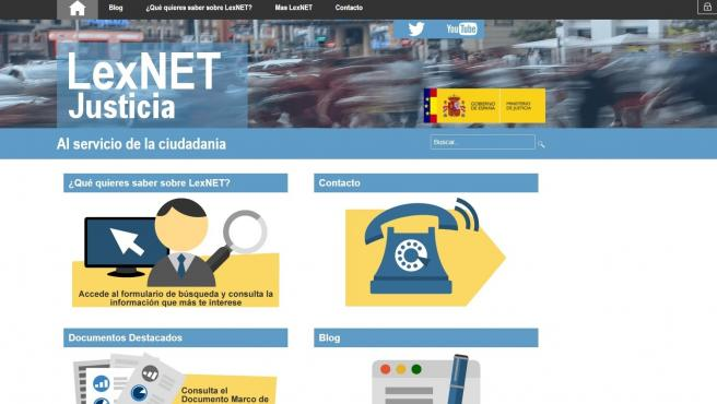 Lexnet notificaciones