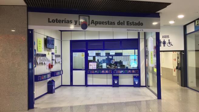Administración Lotería Guadalajara