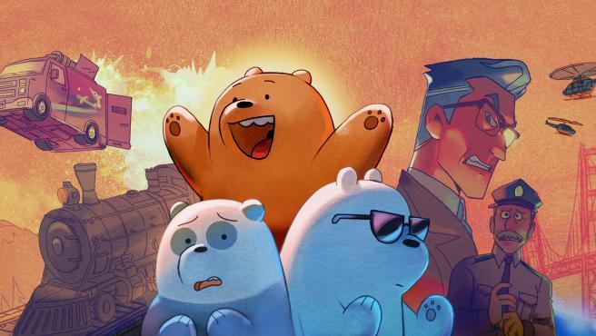 Cartel de 'Somos osos: La película'.