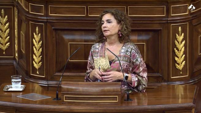 """Montero pide a ERC y Cs huir de """"vetos cruzados"""""""