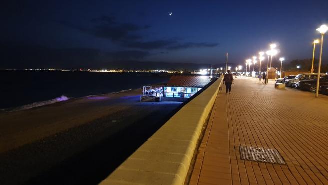 Paseo Marítimo de Almería