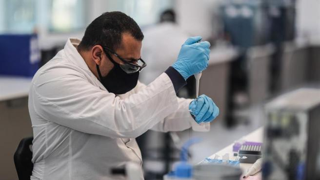 El laboratorio mAbxience, en las afueras de Buenos Aires (Argentina), elegido por AstraZeneca para la producción en Latinoamérica de su vacuna contra la COVID-19.
