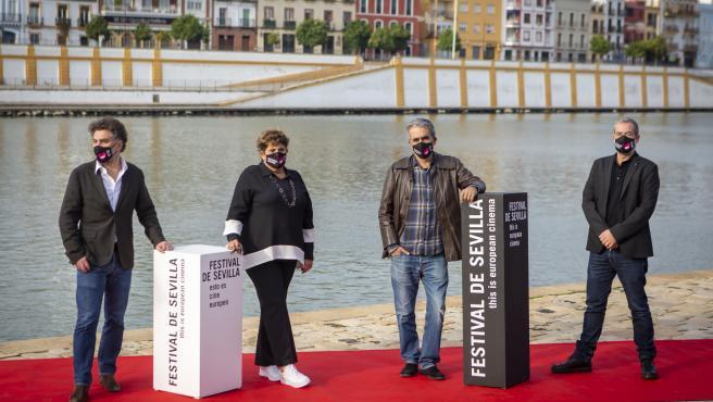 Jurado del 17 Festival de Sevilla