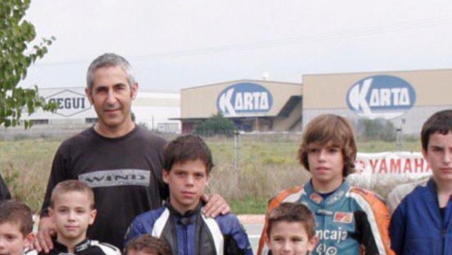 Chicho Lorenzo, Joan Mir y otros pilotos