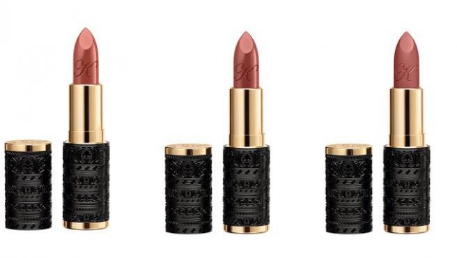 Labiales perfumados Le Rouge Parfum.