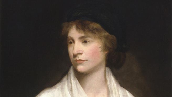 Mary Wollstonecraft.