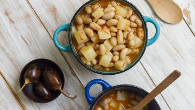 Las recetas tradicionales se cocinan a fuego lento.