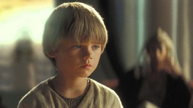 Jake Lloyd en 'La amenaza fantasma'